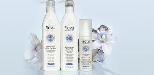 Новинки Aloxxi: радикальное восстановление волос с комплексом Advanced Recovery