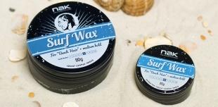 Обзор матового воска для волос NAK Surf Wax