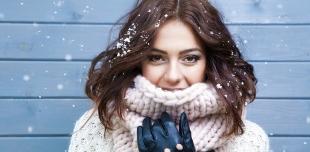 Готовимся к зиме: Спасаем волосы от холодов, сухости и наэлектризованности