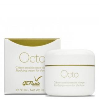 Крем-дезинкрустант для жирной кожи (против комедонов) Gernetic Octo, 30 мл