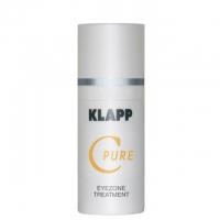 Крем для кожи вокруг глаз Klapp C Pure Eyezone Treatment, 15 мл
