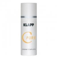 Витаминный крем для сухой кожи Klapp C Pure Cream Complete, 40 мл