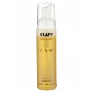 Тоник-пенка Klapp C Pure Foam Toner, 200 мл