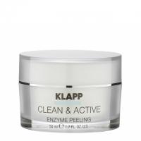 Энзимная маска-пилинг Klapp CA Enzyme Peeling, 50 мл
