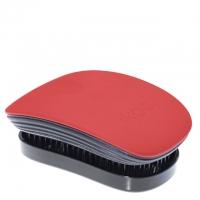 Компактная расческа ikoo pocket paradise black «Огненный шар»