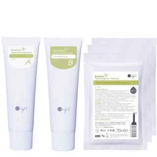 Программа эковосстановления и увлажнения волос O'right «Сила бамбука»