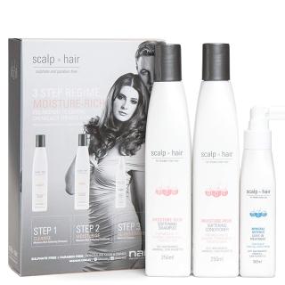 Набор против выпадения Scalp to Hair для окрашенных волос