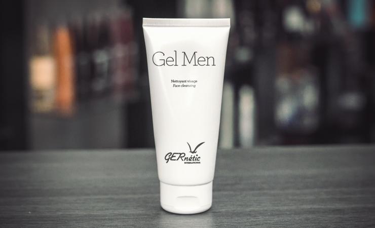 Очищающий гель для мужчин Gernetic Soap Gel