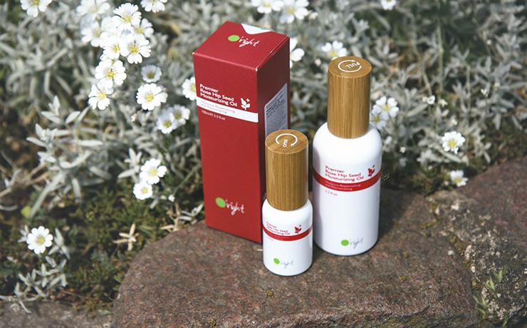Масло семян шиповника – природный УФ-фильтр
