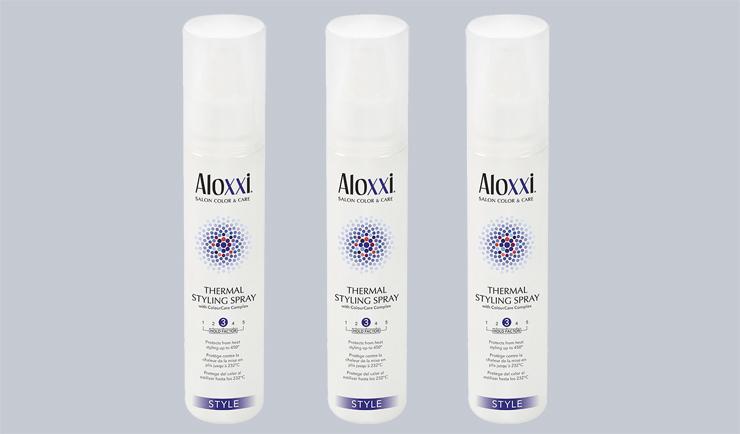 Термозащитный спрей Aloxxi