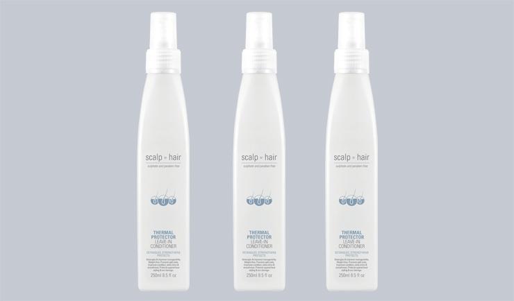 Термозащитный спрей для ломких волос Scalp to Hair