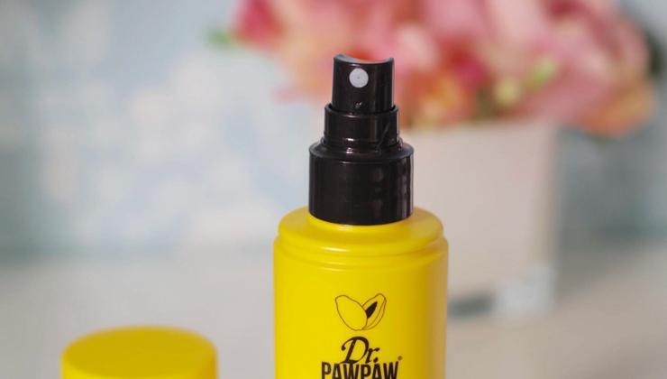 Кондиционирующий спрей для волос Dr.PAWPAW