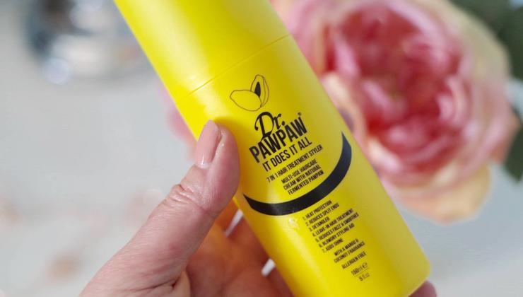 Спрей Dr.PAWPAW для легкого расчесывания волос