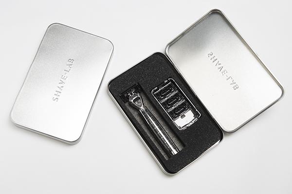 Бритва Shave-Lab Tres Grey Marble