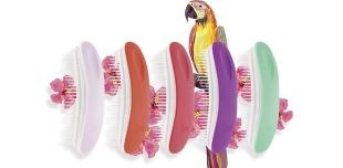 ikoo выпустил новую коллекцию матовых расчесок-детанглеров «Paradise»