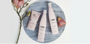 NAK Structure Complex: 3 шага к полному восстановлению волос