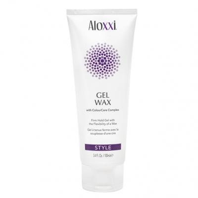 Гель-воск для укладки волос Aloxxi Gel Wax, 100 мл