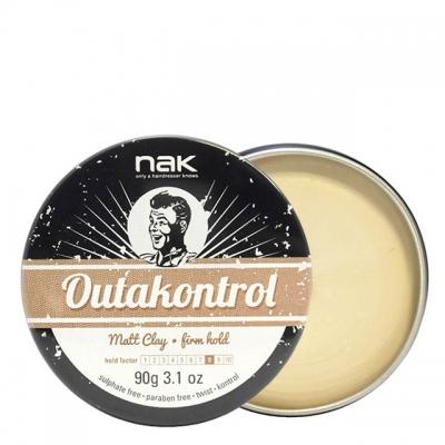 Матовая паста сильной фиксации NAK OutaKontrol, 90 г