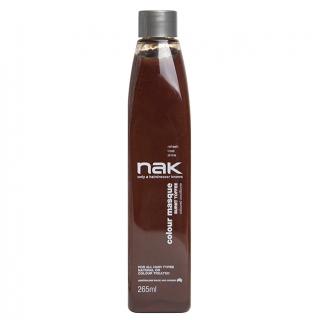 Оттеночный бальзам NAK Colour Masque Burnt Toffee «Темный ирис», 265 мл