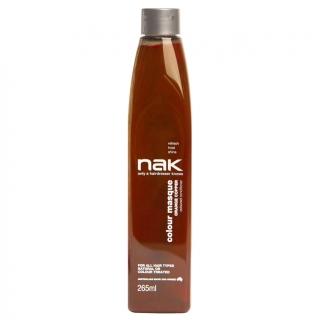 Оттеночный бальзам для волос NAK Colour Masque Orange Copper «Медно-рыжий», 265 мл