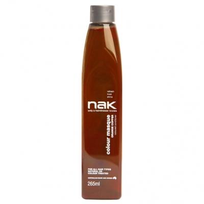 Оттеночный бальзам NAK «Медно-рыжий», 265 мл