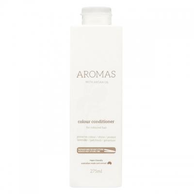 Кондиционер для увлажнения окрашенных волос — с аргановым маслом Aromas Colour, 275 мл