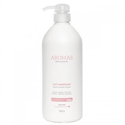 Кондиционер с аргановым маслом для вьющихся волос Aromas Curl, 1000 мл