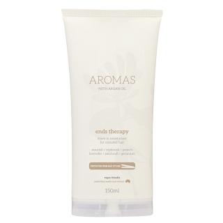 Увлажняющий крем для волос с аргановым маслом Aromas Ends Therapy, 150 мл