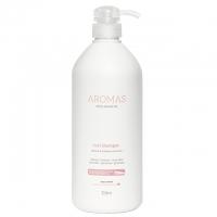Шампунь с аргановым маслом для вьющихся волос Aromas Curl, 1000 мл