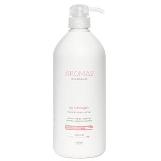 Шампунь для вьющихся волос Aromas Curl Shampoo, 1000 мл