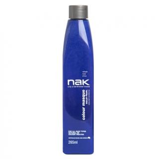 Оттеночный бальзам для волос NAK Colour Masque Violet Pearl «Фиолетовый перламутр», 265 мл