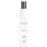 Шампунь против выпадения Scalp to Hair — для тонких натуральных и мужских волос, 250 мл