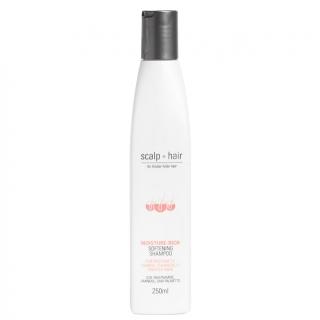 Шампунь против выпадения Scalp to Hair Moisture Rich — для толстых, окрашенных волос, 250 мл