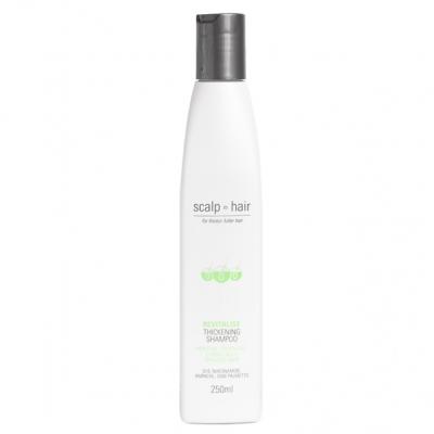 Шампунь против выпадения Scalp to Hair — для тонких окрашенных волос, 250 мл