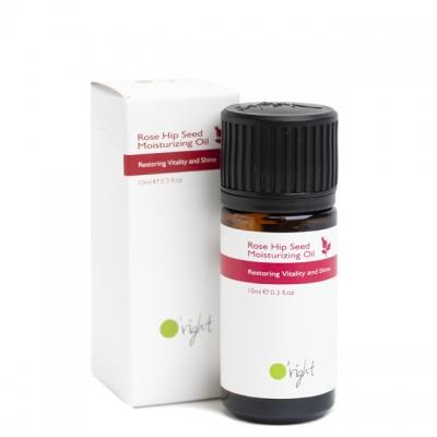 Увлажняющее масло для волос O'right «Семена шиповника», 10 мл