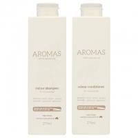 Комплект Aromas Duo «Увлажнение окрашенных волос»: шампунь и кондиционер