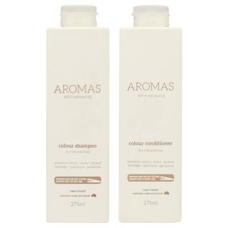 Комплект Aromas Colour «Увлажнение»: шампунь и кондиционер