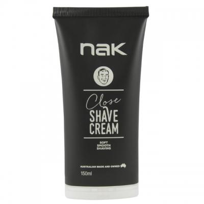 Крем для бритья NAK Shave Cream, 150 мл