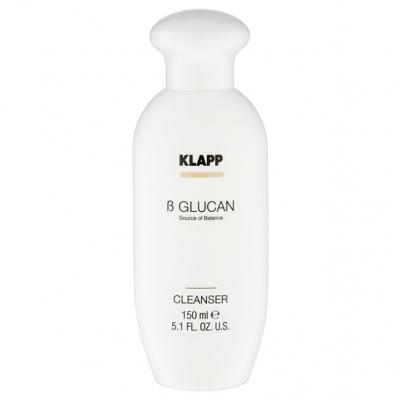 Очищающее молочко Klapp beta-Glucan Cleanser, 150 мл