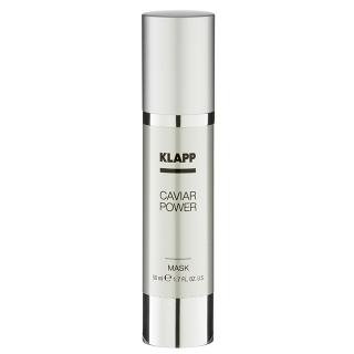 Регенерирующая маска с черной икрой Klapp Caviar Power Mask, 50 мл