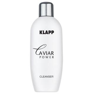 Молочко для снятия макияжа Klapp Caviar Power Cleanser, 200 мл