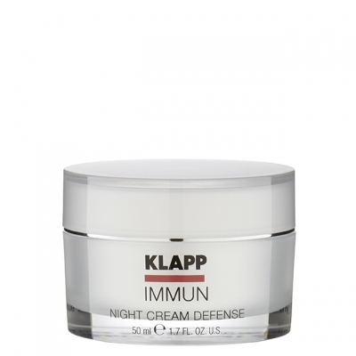 Ночной крем Klapp IMMUN Night Cream Defense, 50 мл