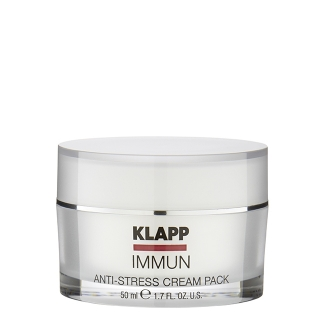 "Крем-маска ""Анти-стресс"" Klapp IMMUN Anti-Stress Cream Pack, 50 мл"