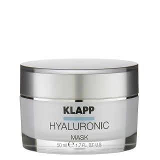 Гиалуроновая маска Klapp Hyaluronic Mask, 50 мл