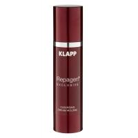 Крем-мусс для очищения кожи Klapp Repagen Exclusive Cleansing Cream Mousse, 100 мл