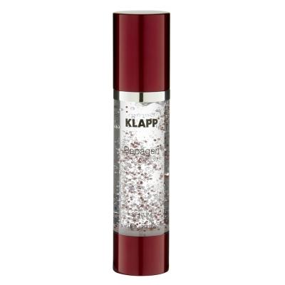 Высоконцентрированная сыворотка Klapp Repagen Exclusive Serum, 50 мл