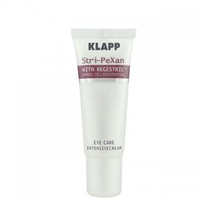 Интенсивный омолаживающий крем для век Klapp Stri-Pexan Eye Care Intensive Cream, 20 мл