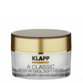 Крем-флюид для лица «Микроретинол» Klapp A Classic Micro Retinol Soft Cream, 30 мл