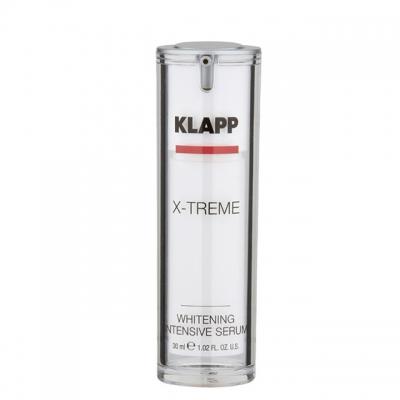 Отбеливающая интенсивная сыворотка Klapp X-treme Whitening Intensive Serum, 30 мл
