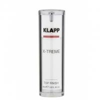 Тонирующий крем для сухой кожи «Топ финиш» Klapp X-treme Top Finish, 30 мл